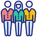 Group Mass Members Icon