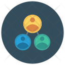 Group People Business Icon