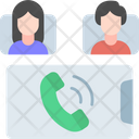 Group Audio Call Group Call Conference Call Icon