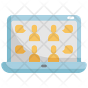 Call Group Video Icon