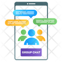 Group Chat Icon