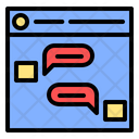 Group Chatting Icon