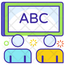 Group Class Group Educational Group Study Icon