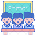 Group Class Class Leaning Education Icon