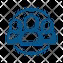 Group Communication Icon