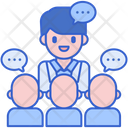 Group Counseling Icon