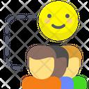 Group happy Icon