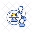Group Member Authentication Icon