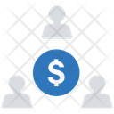 Group Money Icon