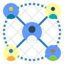 Group People Network Icon