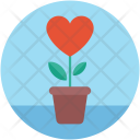 Grow Plant Feel Icon