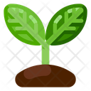 Growing Plant Farm Icon