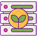 Growing data Icon