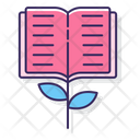 Growing Knowledge Icon