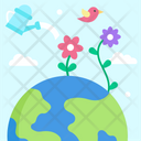 Growing Plants Icon