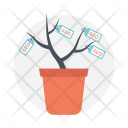 Seo Tags Plant Icon