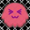 Growled Emoticon Emoji Icon