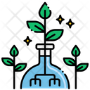 Grown Plant Botany Experiment Plant Icon