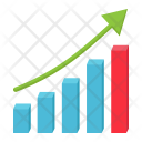 Growth Financial Sale Icon