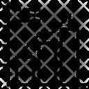 Bar Graph Up Icon