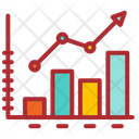 Growth Growth Graph Marketing Graph Icon