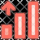 Growth Graph Arrow Icon