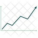 Growth Diagram Graph Icon