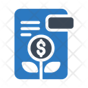 Growth Investment File Icon