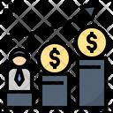 Businessman Entrepreneur Business Icon