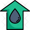 Growth Graph Stock Icon
