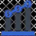 Growth Increase Profit Icon