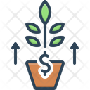 Growth Development Evolution Icon