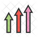 Inflation Growth Graph Icon