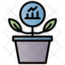 Growth Growing Development Icon