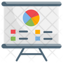 Growth Marketing Statistical Icon