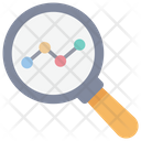 Growth Search View Icon
