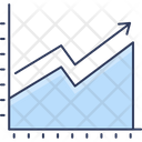 Growth Report Graph Icon