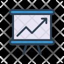 Growth Arrow Increase Icon