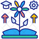 Growth Book Knowledge Icon