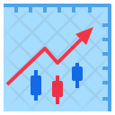 Growth Margin Border Icon