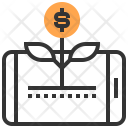Growth Innovation Investment Icon