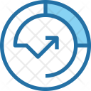 Growth Up Graph Icon