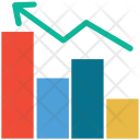 Chart Descending Report Icon