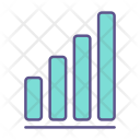 Growth Graph Chart Icon
