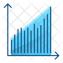 Increase Chart Analytics Icon