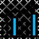Analysis Graph Increase Icon