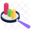 Growth Analysis Growth Analytics Business Growth Icon