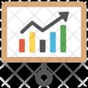 Growth Analysis Icon