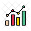 Analytic Chart Graph Icon