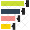 Growth bar Icon